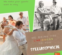 Steelasophical Caribbean Steel Band DJ