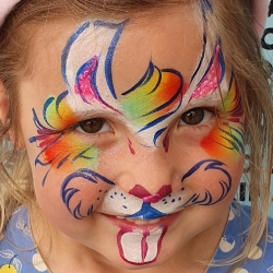Amazing face painters and entertainers