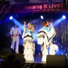Kiss The Teacher ABBA Tribute now booking dates for 2021 indoor or outdoor events for our 4 piece ABBA tribute show
