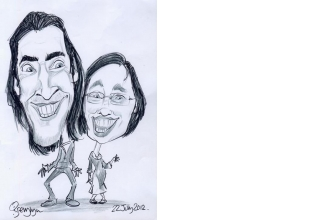 Caricatures by Gremlyn