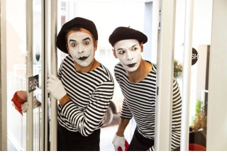 Electric Cabaret Mime Profile