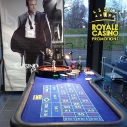 casino royale promotions