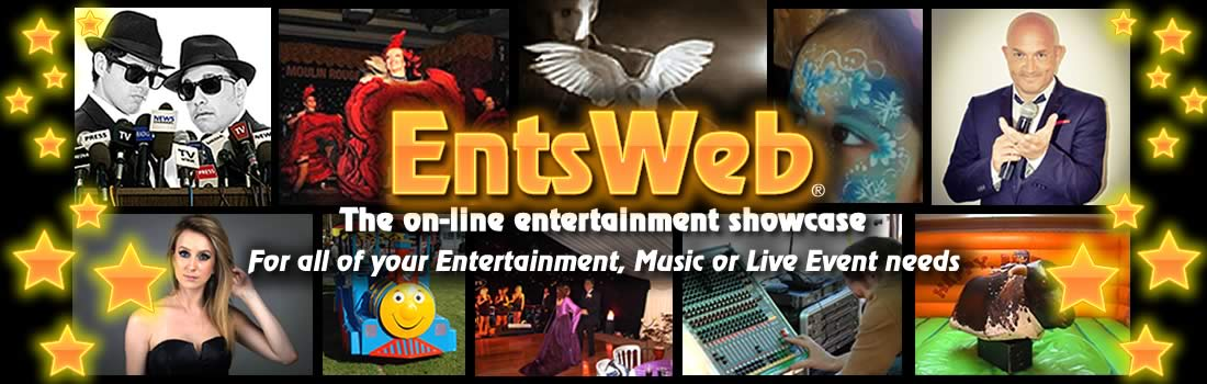 For all your entertainment, music and live event needs