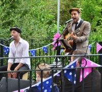 The Buskers Wedding Duo