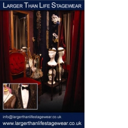 Larger Than Life Stagewear