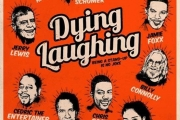 New film 'Dying Laughing' featuring comedy icons to be released in UK cinemas and on demand from 16th June