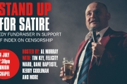 Stand Up for Satire Comedy Fundraiser Gala for Index on Censorship