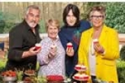 The Great British Bake Off launch on C4