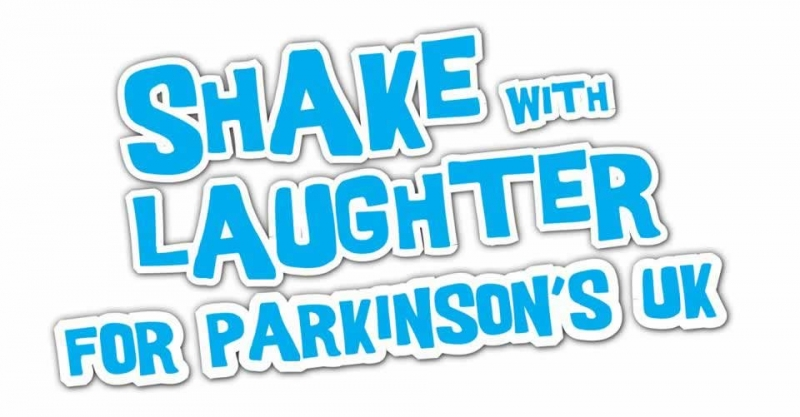 Shake with Laughter