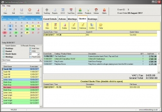 The Ents Booking System V4.2