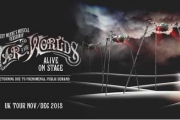 Jeff Wayne's The War Of The Worlds Alive On Stage 2018