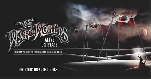 War of the Worlds 2018